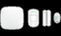 Стартовый комплект системы безопасности Ajax StarterKit Белый