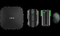 Стартовый комплект системы безопасности Ajax StarterKit Черный