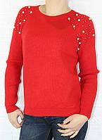 Кофта женская ZUR 26952 красная, фото 1