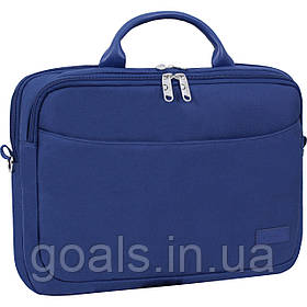 Сумка для ноутбука Bagland Fremont 11 л. синий (0042766)