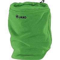 Флисовый горловик JAKO зеленый