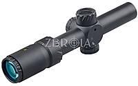 Прицел Discovery Optics HD 1-4X24 IR-MOA SFP (30 мм, подсветка), фото 1