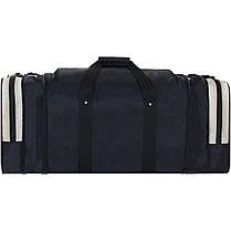 Спортивная сумка Bagland Мюнхен 59 л. Черный/оливка (0032570), фото 3