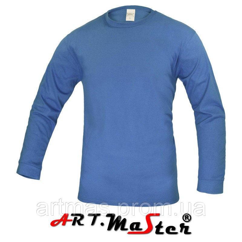 Футболка утепленная ARTMAS синего цвета PZ lux zimowa niebieski
