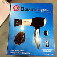 Профессиональный фен для волос Domotec 2000 Вт.