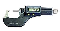 Микрометр гладкий  с цифровой индикацией IP54 ТИП МКЦ 0-25 0,001