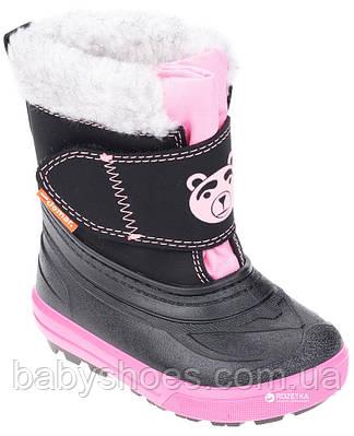 Зимние сапоги Demar BEAR b розовые 1507 b