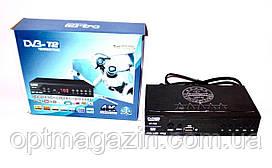Цифровой Тюнер Т2 DV3 T5IPTV YouTube WiFi 4k(1080) Full HD
