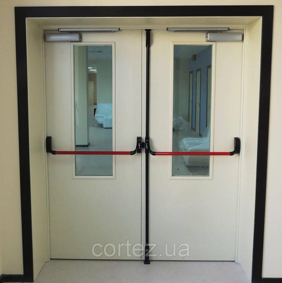 Противопожарные двери сертифицированные EI90