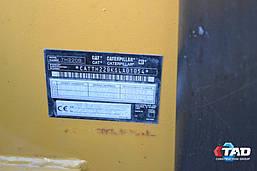Телескопический погрузчик CAT TH220 Turbo Powershift (2006 г), фото 3