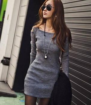 Шикарные платья с длинным рукавом, фото 2
