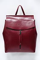 Сумка-рюкзак из натуральной кожи Alex Rai 3206 colored red 58f5f33dc8c64