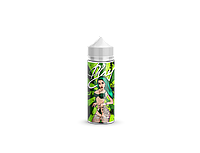 Play Toxic Green, 120мл VG/PG 70/30