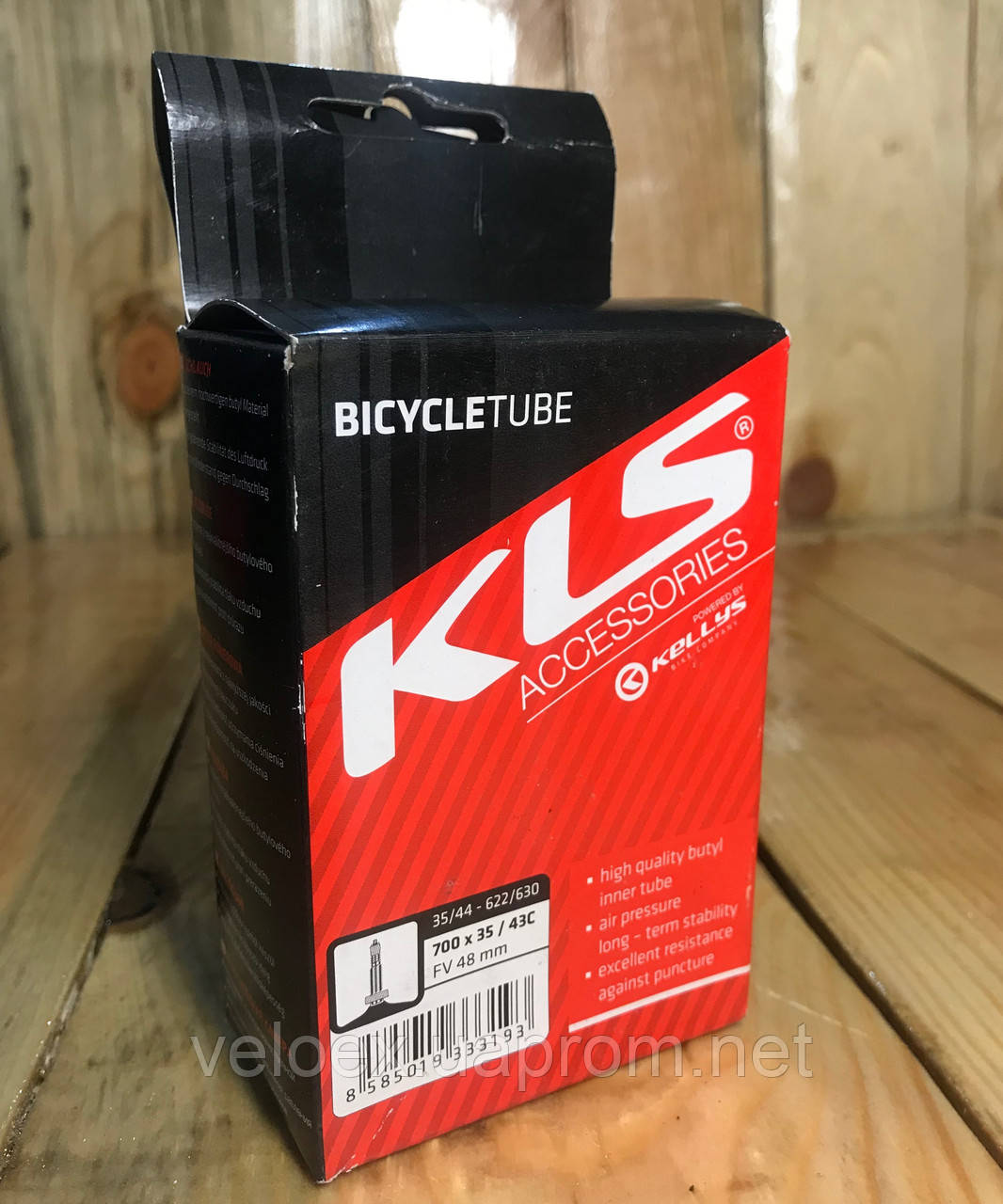 Камера KLS 700 x 35/43C FV 48 mm
