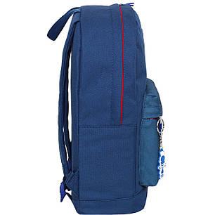 Рюкзак Bagland Молодежный W/R 17 л. синий 161к (00533662), фото 2