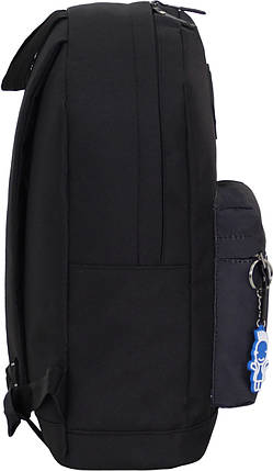 Рюкзак Bagland Молодежный W/R 17 л. черный 201к (00533662), фото 2