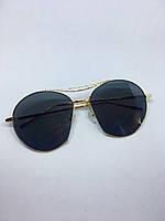 Солнцезащитные очки Gucci круглая линза