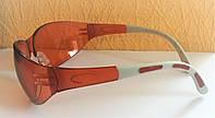 Очки защитный Univet  544 , солнцезащитные UV450, противотуманные, фото 1