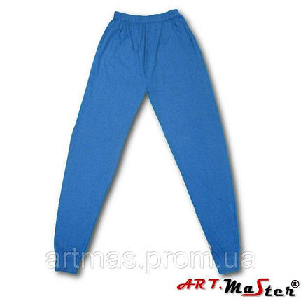 Штаны утепленные ARTMAS синего цвета KAL niebieski, фото 2