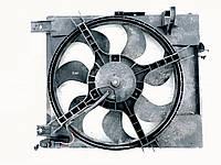 Вентилятор охлаждения радиатора Chevrolet Aveo Vida 96808149, фото 1