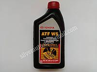 Трансмиссионное масло TOYOTA ATF WS (00289-ATFWS) 946 мл., фото 1
