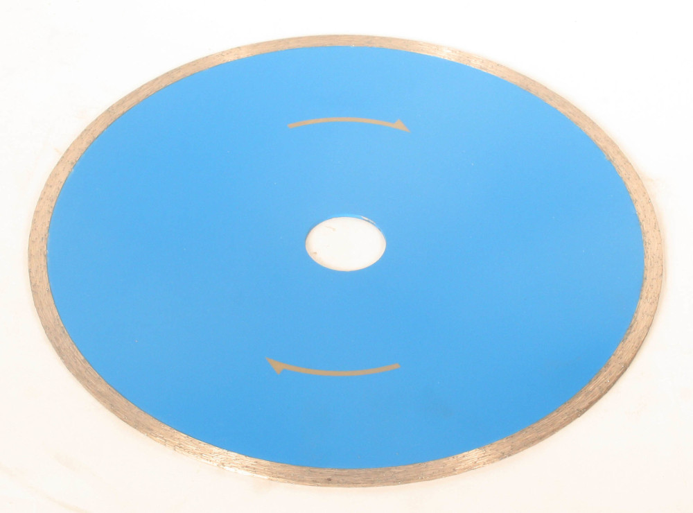 Алмазный диск для плитки и глазури 250 мм