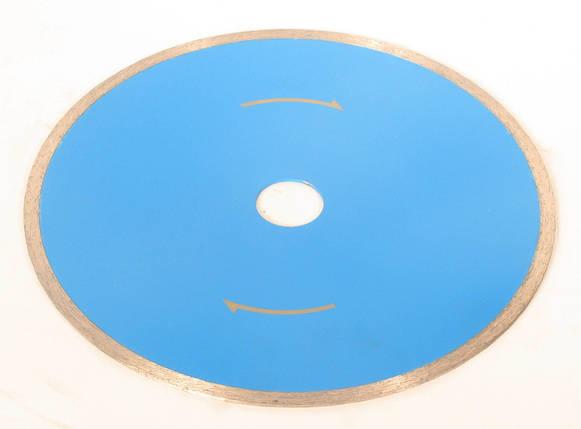 Алмазный диск для плитки и глазури 250 мм, фото 2