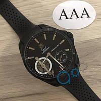 Наручные часы Tag Heuer Grand Carrera Pendulum All Black
