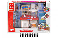 Игровой набор детская Кухня со световыми и звуковыми эффектами 3030-3