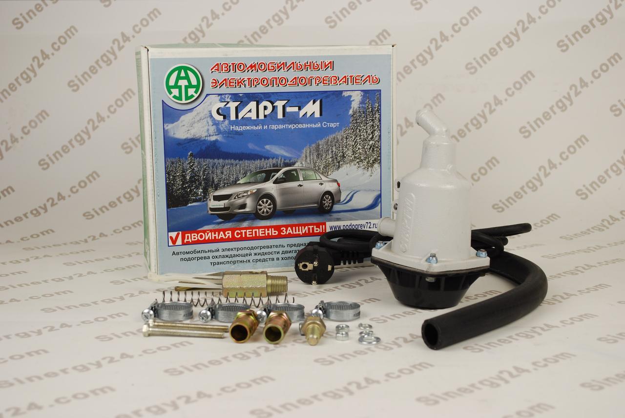 Старт-М ВАЗ 1,5 квт. 2104-2110 с инжекторным двигателем