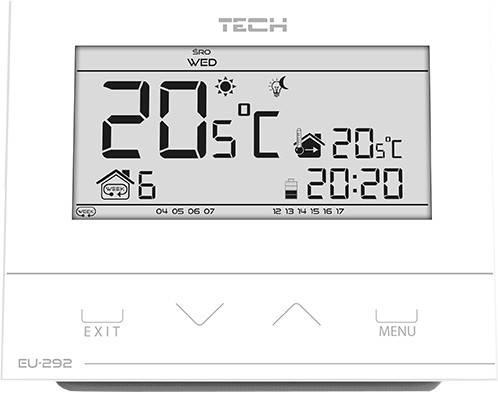 Терморегулятор Tech ST-292 V3, фото 2