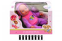 Кукла Пупс интерактивный с аксессуарами и одеждой WZJ020B-9