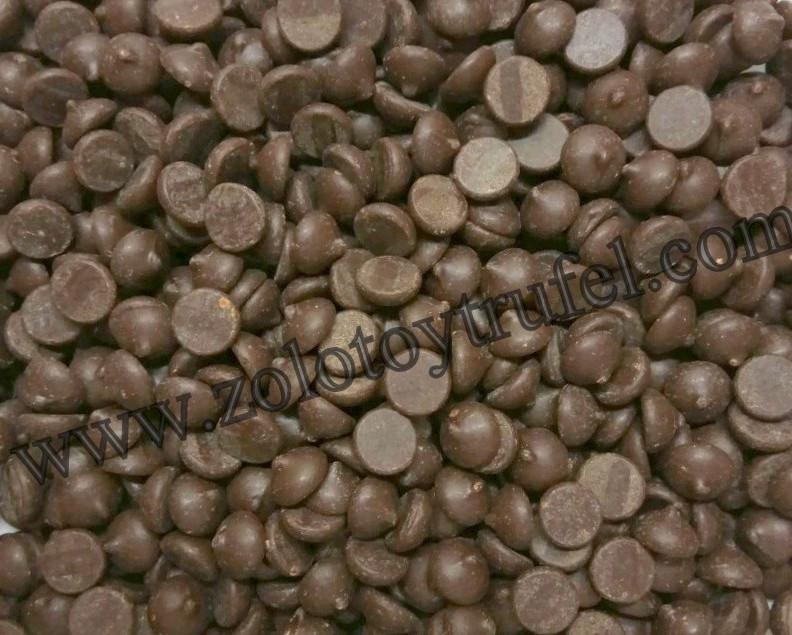 """Черный шоколад 70,3 % ( 5 капель) 100 г  ТМ """"Callebaut"""""""