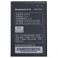 Аккумулятор Lenovo BL203 (1500 mah) A66, A269, A316, A369, A3, A396