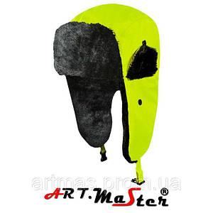 Зимняя шапка ARTMAS желтого цветаCzU FlashCap Y
