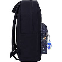 Рюкзак Bagland Молодежный W/R 17 л. черный 460 (00533662), фото 2