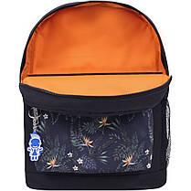 Рюкзак Bagland Молодежный W/R 17 л. черный 460 (00533662), фото 3