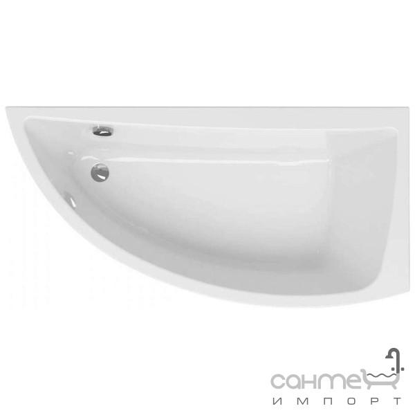 Ванны Cersanit Акриловая ванна Cersanit Nano 150x75 правосторонняя