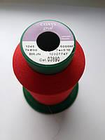 Нитки Coats gral 03890 / 300 / 5000м колір червоний