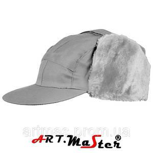 Шапка зимняя ARTMAS серого цветаCZU - szara