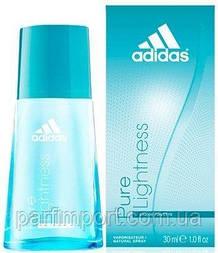 Adidas Pure Lightness EDT 30 ml Туалетная вода женская (оригинал подлинник  Испания)