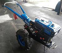 Мотоблок BIZON SH-81 (8 л.с., дизель, 2-хдисковое сцепление,+фреза), фото 1