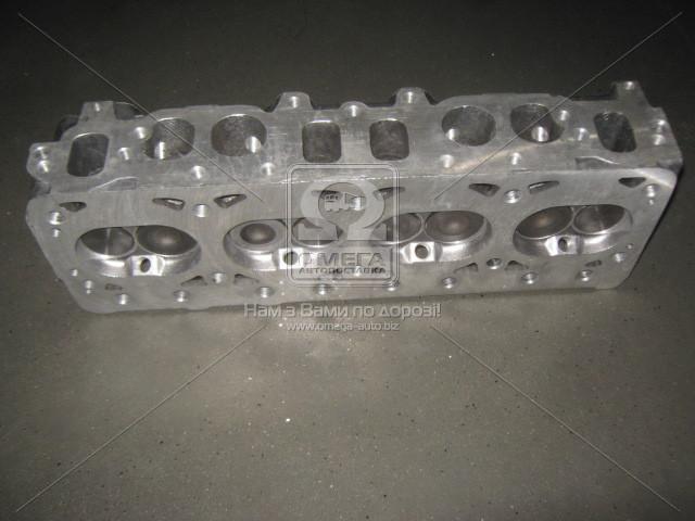 Головка блока УАЗ двигатель 4213 (инж.) с клап., прокл.и крепеж. (пр-во УМЗ), 4213.1003001-40