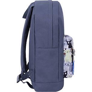 Рюкзак Bagland Молодежный W/R 17 л. серый 473 (00533662), фото 2