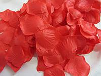 Лепестки роз тканевые,150 шт.,(20\15) (цена за 1 шт. +5 грн.)