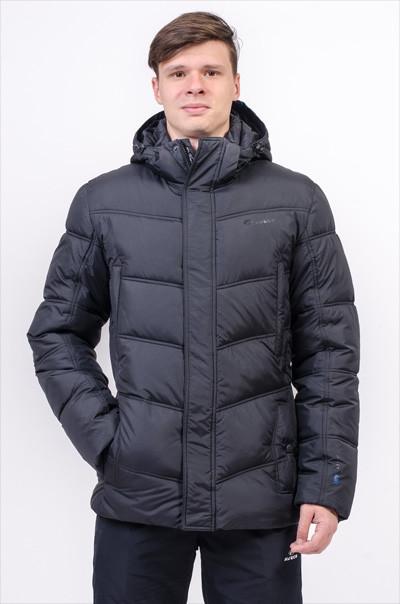 Зимняя куртка мужская Avecs 970 черный