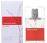 Armand Basi in Red EDT 100 ml Туалетная вода женская (оригинал подлинник  Испания), фото 5