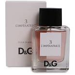 Dolce & Gabbana L`imperatrice №3 EDT 100 ml  туалетная вода женская (оригинал подлинник  Великобритания), фото 4