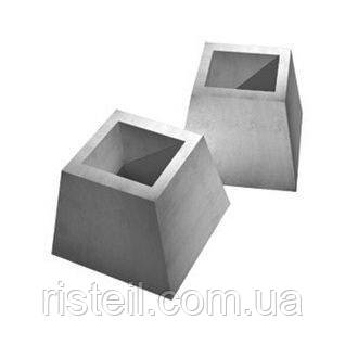 Фундамент забора бетонный, ФС-1