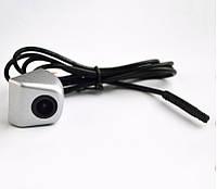 Камера заднего и переднеговида в автомобиль LUXUR 2в1, 150 градусов обзор Серебристый